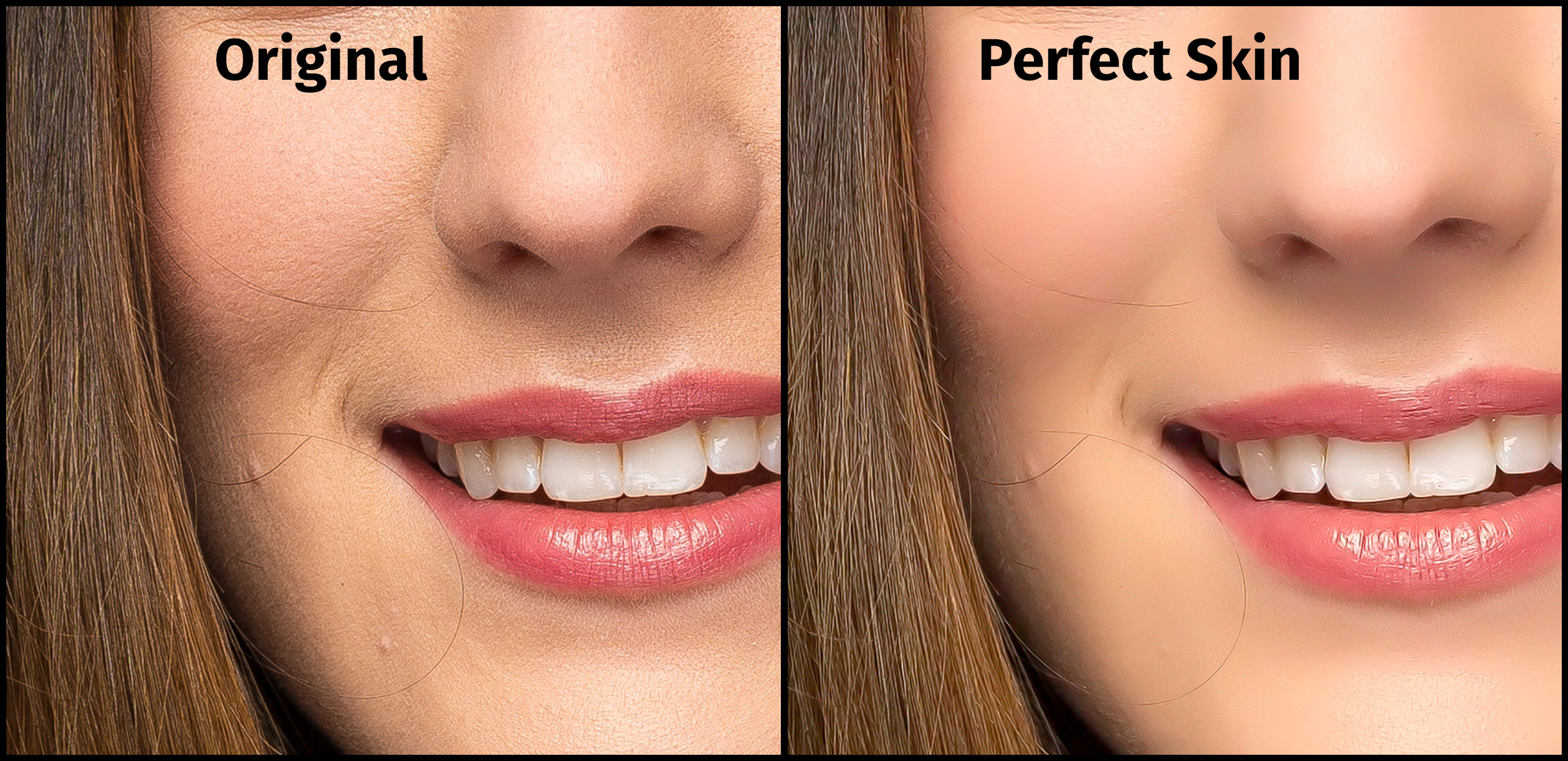 skin perfect kevin ames uses photographer professional clear finishing retouch